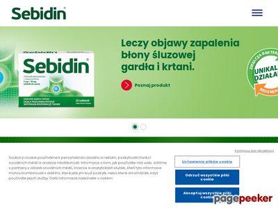 Co na gardło - sebidin.pl
