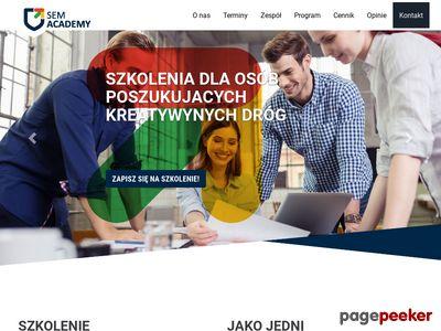 SEM Academy - Kursy AdWords