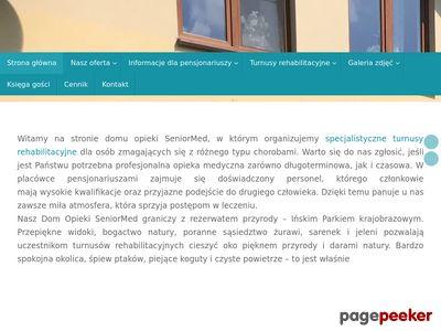 SeniorMed dom opieki dla chorych Szczecin