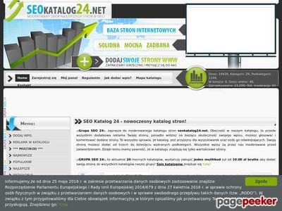 SEOKatalog24.net - nowoczesny katalog www