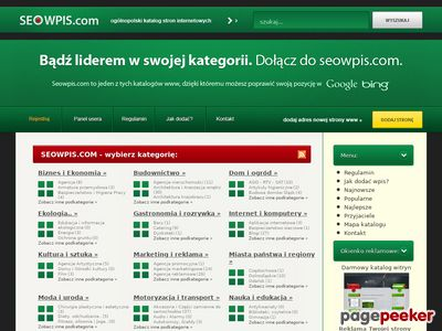 SEO Katalog SEOWPIS.COM