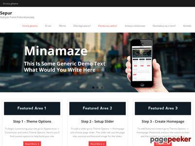 Sepur.pl - Natrysk pianki poliuretanowej