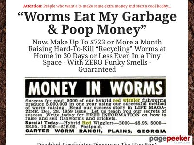 Worm Farming For Profit