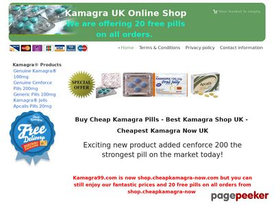 Kamagra shop