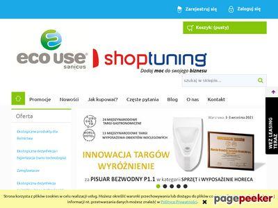 ShopTuning - wagi sklepowe i magazynowe