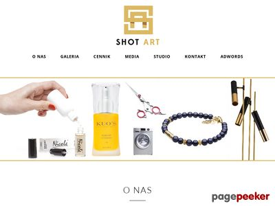Packshot - shotart.pl