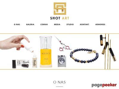 Fotografia produktowa - shotart.pl