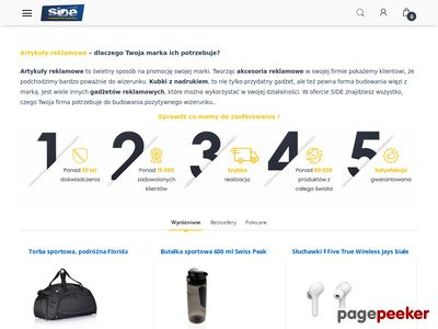 Gadżetów Reklamowych Dla Firm - side.com.pl