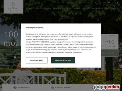 Hotel pod Warszawą | Hotel Sielanka nad Pilicą w Warce
