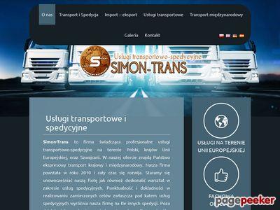 Profesjonalne usługi transportowe Rzeszów