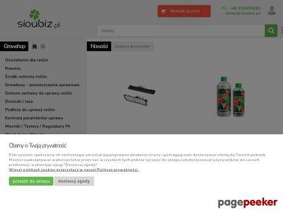 Led do roślin - sioubiz.pl