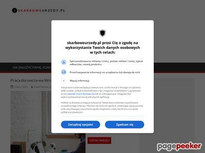 Skarboweurzedy.pl - Znajdź Urząd Skarbowy