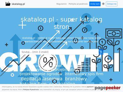Skatalog.pl - moderowany katalog stron www