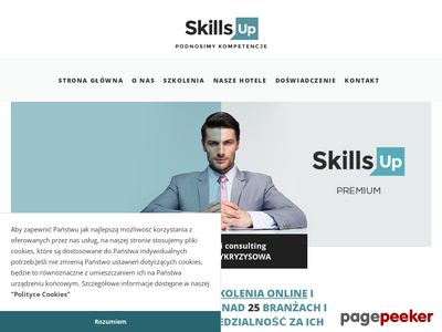 Skills Up | szkolenia biznesowe Kraków