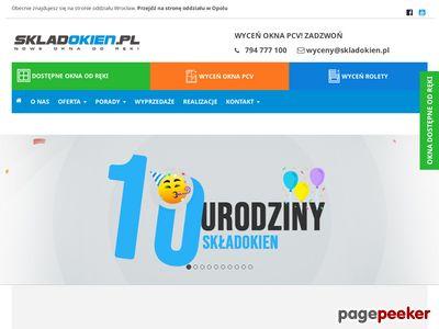 SkladOkien.pl - Sprzedaż okien