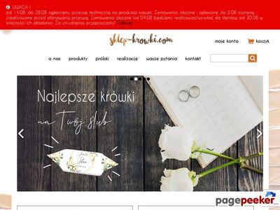 Sklep-krowki.com - cukierki z logo firmy