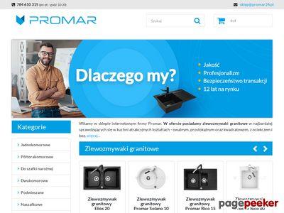 Promar - Zlewozmywaki granitowe