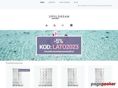 Poldream.pl- Sklep