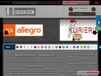 Sklep.setmapw.pl - pręt sześciokątny