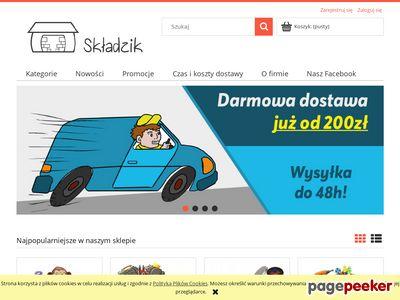 Sklepskladzik.pl - tabliczki ostrzegawcze