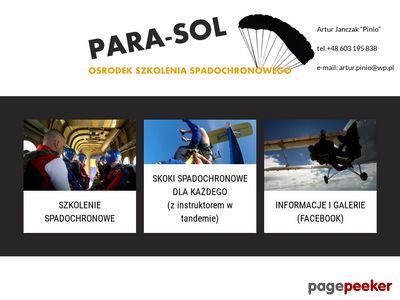 Skokizielonagora.pl-skoki spadochronowe zielona góra
