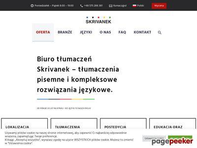 www.tlumaczwodzislaw.pl | tłumacz