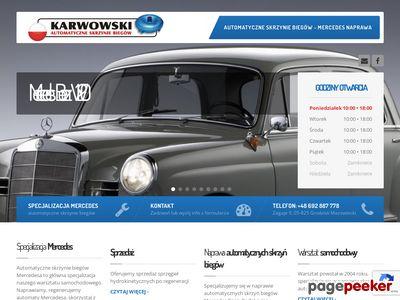 Piotr Karwowski - Automatyczne skrzynie
