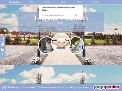 Slub-w-plenerze.com Wesele w plenerze