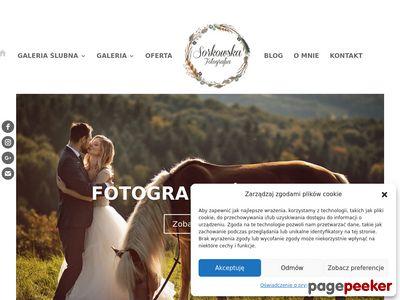 Fotograf ślubny lubelskie - sorkowska.com