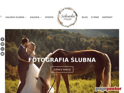 Fotograf ślubny lublin - sorkowska.com
