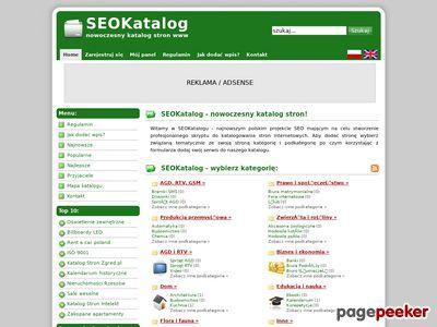 Spisek.eu spis stron www