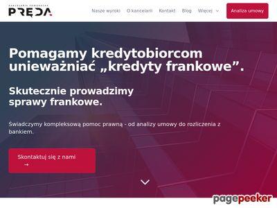 Adwokat Bartosz Pręda - Głogów