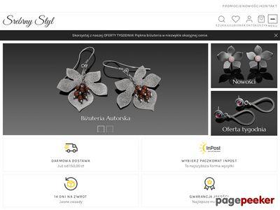 SrebrnyStyl.pl Biżuteria z minerałami