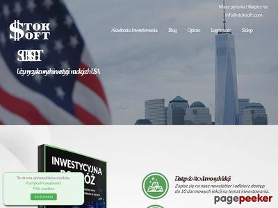 Inwestycje Stoksoft