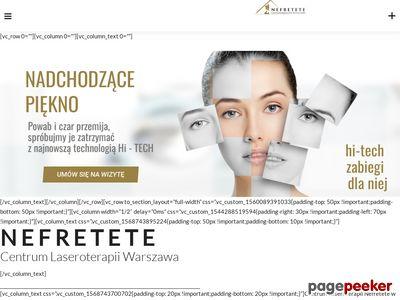 Kosmetologia HI-TECH Warszawa, HI-FU