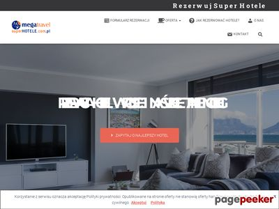 Płatność przelewem za nocleg na Superhotele.com.pl