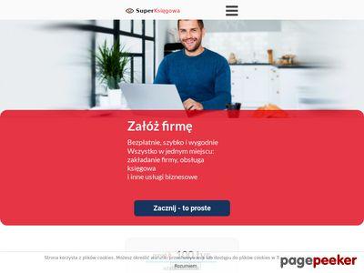 Biuro rachunkowe online SuperKsięgowa.pl