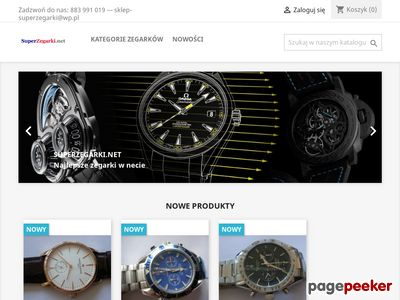 Zegarki kolekcjonerskie