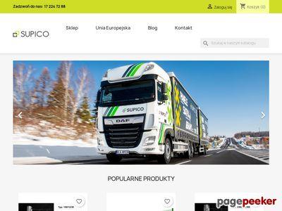 Słupki ogrodzeniowe - http://supico.pl