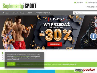 Trec, odżywki dla sportowców – Suplementyisport.pl