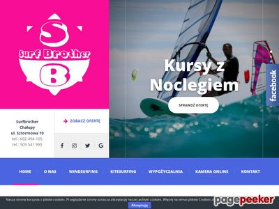 Obozy - surfbrother.com.pl