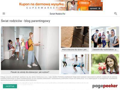 Blog o dzieciach - Świat rodziców
