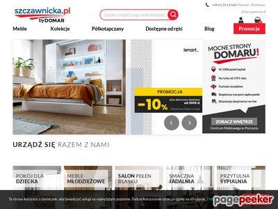 Centrum meblowe DOMAR S.A. - Szczawnicka.pl