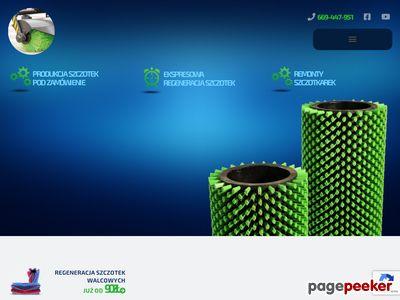 Szczotka do maszyn - szczotki-techniczne.net