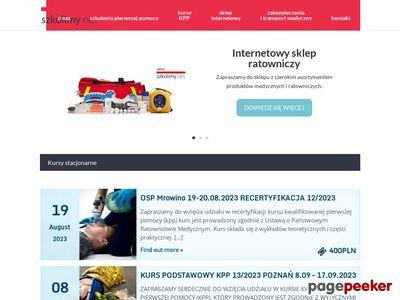 SZKOLIMY.NET - kurs pierwszej pomocy
