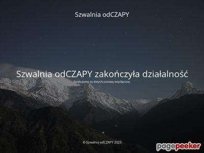 Szwalnia - szwalnia.odczapy.pl