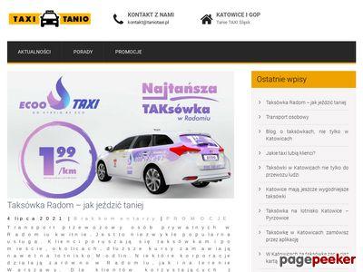 Taxi Katowice