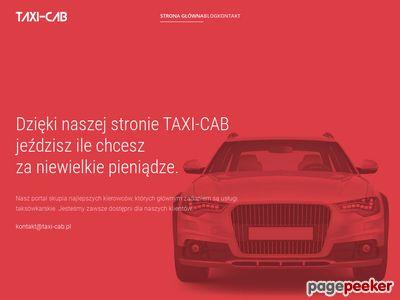 Taxi Taxi-cab.pl