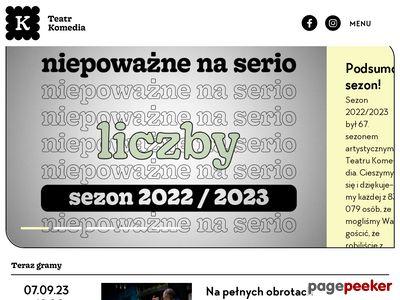 Teatrkomedia.pl