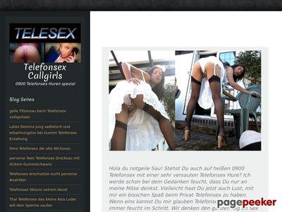 Détails : Telefonsex Callgirls | 0900 Telefonsex Huren spezial
